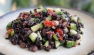 Black Bean Rice Salad
