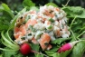 lovage salad